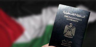 Diplomatik pasaportlu Filistin vatandaşlarına vizede kolaylık