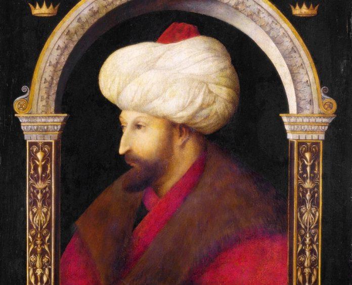 Fatih Sultan Mehmet'in tablosu Londra'da satışta