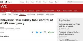 Türkiye, Covid-19 durum kontrolünü nasıl sağladı?