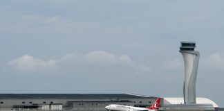 İstanbul Havalimanı'nda 75 Konsolosa Brifing