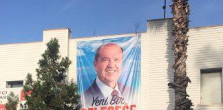 KKTC Başkanı Ersin Tatar Oldu