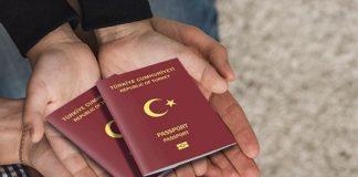 7.312 Kişi Türkiye Vatandaşı Oldu