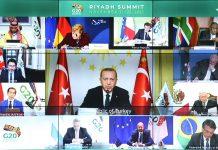 G20 Liderlerinden Ortak Covid-19 Bildirisi