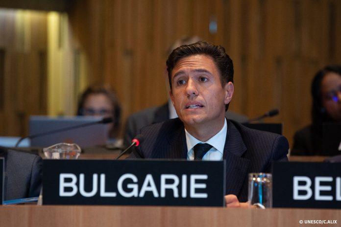 Türkiye Bulgaristan Büyükelçiliği'ne Angel Cholakov Atandı