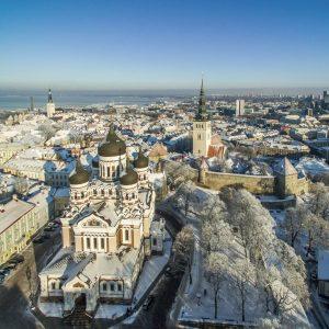 Estonya, Tallinn
