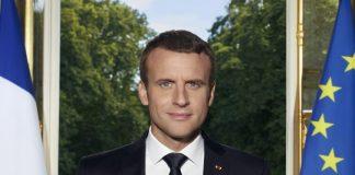 Macron, Cumhurbaşkanı Erdoğan ile Görüşecek