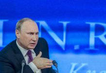 Putin: Rahatsız ediyorsunuz
