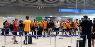Galatasaray Futbol Takımı Yunanistan'a Alınmadı