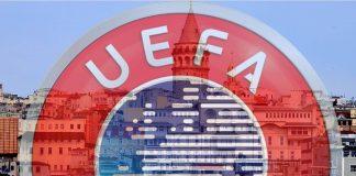 UEFA Şampiyonlar Ligi 2023 Finali İstanbul'da