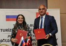 Türkiye ve Rusya Turizmde İşbirliği Yapacak